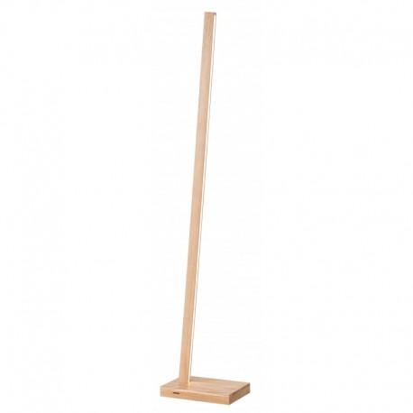 Põrandavalgusti, Põrandavalgusti Linus, Õlitatud tamm, 1xLed