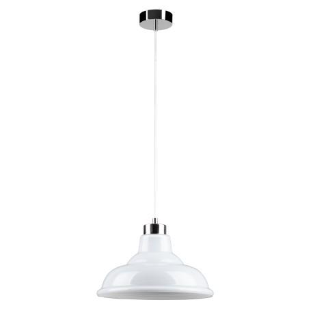 Rippvalgusti, Rippvalgusti Avino, Kroom/ valge/ läbipaistev, 1xE27