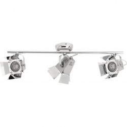 Laevalgusti PHOTO, Kroom, 3xGU10 LED