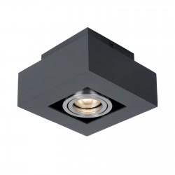 Casemiro, Must/ alumiinium, 1xGU10