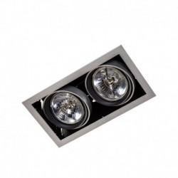 Lae pinnapealne valgusti Arlo SV, Hobedane, 2xMR-111