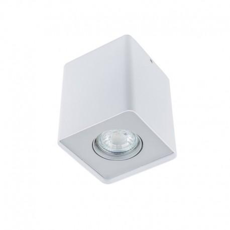 Lae pinnapealne valgusti Harris, Valge, 1xLED GU10
