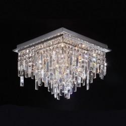 Lae pinnapealne valgusti Lavenda, Kroom, 13xG4