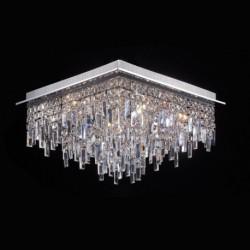 Lae pinnapealne valgusti Lavenda, Kroom, 17xG4